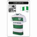 2 x FC CORK CITY 1984 - TRIKOT