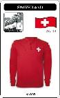SCHWEIZ - SWITZERLAND - WORLD CUP 1954 - RETRO TRIKOT