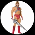 1 x HE-MAN KOST�M - DELUXE (MASTERS OF THE UNIVERSE)