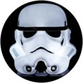 STORMTROOPER MOOD LIGHT GROSS - LAMPE