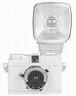 Lomography Diana Mini Flash Kamera - Weiss
