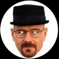 BREAKING BAD PARTY-MASKE HEISENBERG