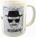 BREAKING BAD TASSE HEISENBERG WANTED