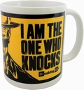 BREAKING BAD TASSE I AM THE ONE WHO KNOCKS