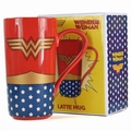 LATTE TASSE - WONDER WOMAN (STARS)