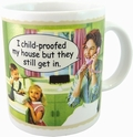 1 x TASSE - CHILDPROOFED HOUSE