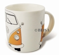 VW Bulli Kaffeetasse - orange - Volkswagen
