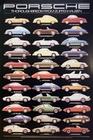 Porsche Poster History