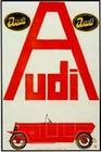 Audi Werbung Poster