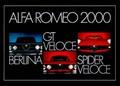 Alfa Romeo 2000 Poster