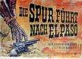 Die Spur führt nach El Paso - Poster - Filmplakat