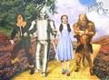 Leinwanddruck - Wizard of Oz (Characters)