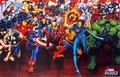 Marvel - Poster