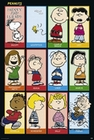 1 x PEANUTS POSTER SNOOPY FRIENDS - POSTER