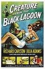 Creature from the Black Lagoon Poster, US Filmplakat