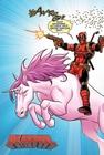 Deadpool Poster Unicorn