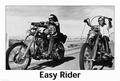 EASY RIDER POSTER - DENNIS HOPPER & PETER FONDA