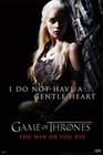 Game Of Thrones Poster Emilia Clarke