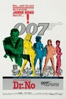 1 x JAMES BOND POSTER DR.NO