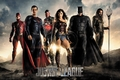 JUSTICE LEAGUE POSTER CHARAKTERE