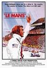 Le Mans, Steve McQueen - Poster