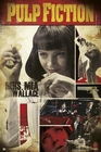 Pulp Fiction Poster Mrs. Mia Wallace