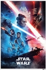 x STAR WARS EPISODE 9 POSTER THE RISE OF SKYWALKER