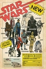 STAR WARS POSTER ACTION FIGURES