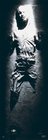 x STAR WARS POSTER HAN SOLO CARBONITE