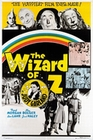 The Wizard of Oz Poster Regenbogen