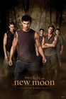 Twilight New Moon Poster Jacob & the Wolf Pack