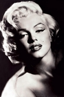 Marilyn Monroe Glamour Poster