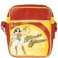 1 x FLIGHT BAG - WONDER WOMAN (CLASSIC)