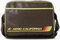 Logoshirt - Aero California Tasche - Braun - Fake Leather