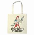 Jutetasche - Captain Future