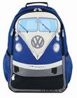 VW Bulli Rucksack - blau
