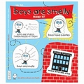 BOYS ARE SMELLY MAGNET SET