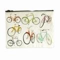 Bicycles Zipper Tasche