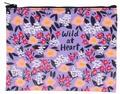 Zipper Tasche - Wild At Heart
