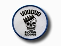 3 x VOODOO RHYTHM RECORDS PATCH