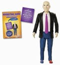 MARKETING GURU ACTION FIGURE