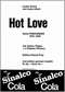 x HOT LOVE - SWISS PUNK & WAVE 1976-1980 - AUFLAGE 2
