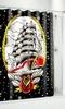 x DUSCHVORHANG - CLIPPER SHIP