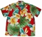 Original Hawaiihemd - Plumeria Beauty Red - Paradise Found