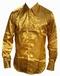 x RETRO HEMD - GOLD LIMITED EDITION
