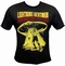 x LIGHTNING BEAT-MAN SHIRT - BLACK