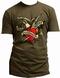 Sailor Jerry Men's T-Shirt - Death Before Dishonor
