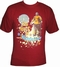 Lucha Libre Shirt - Sicodelico - Red