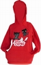x EMILY THE STRANGE - STOP CRYING PULLOVER HOODY