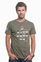 Fussball Shirt - Mens FC Moustache T-Shirt